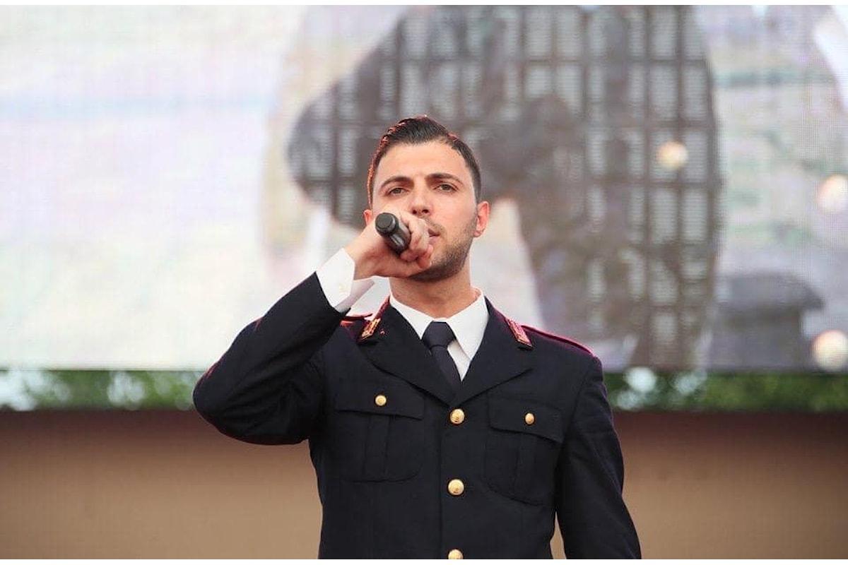 Revman, il poliziotto rapper escluso da Sanremo
