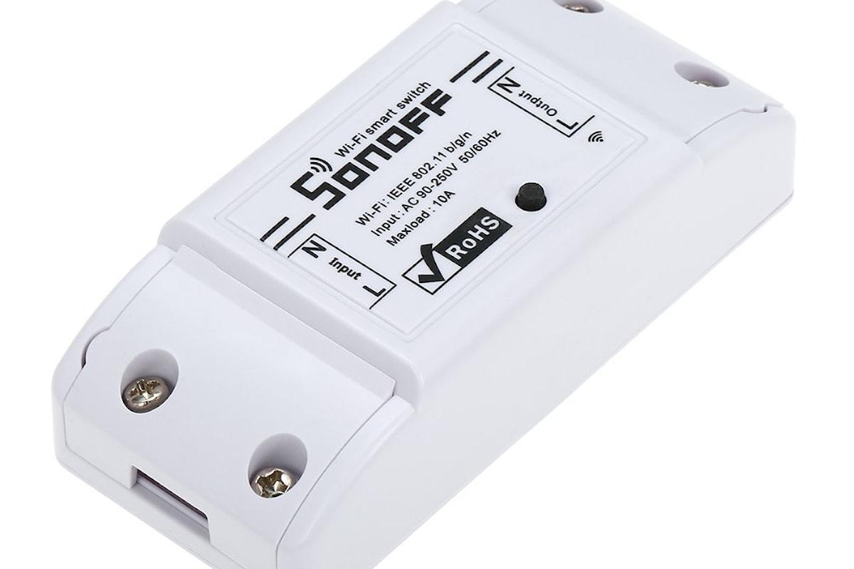 Interruttori Wi-Fi: come accendere e spegnere qualsiasi cosa a distanza utilizzando uno smartphone
