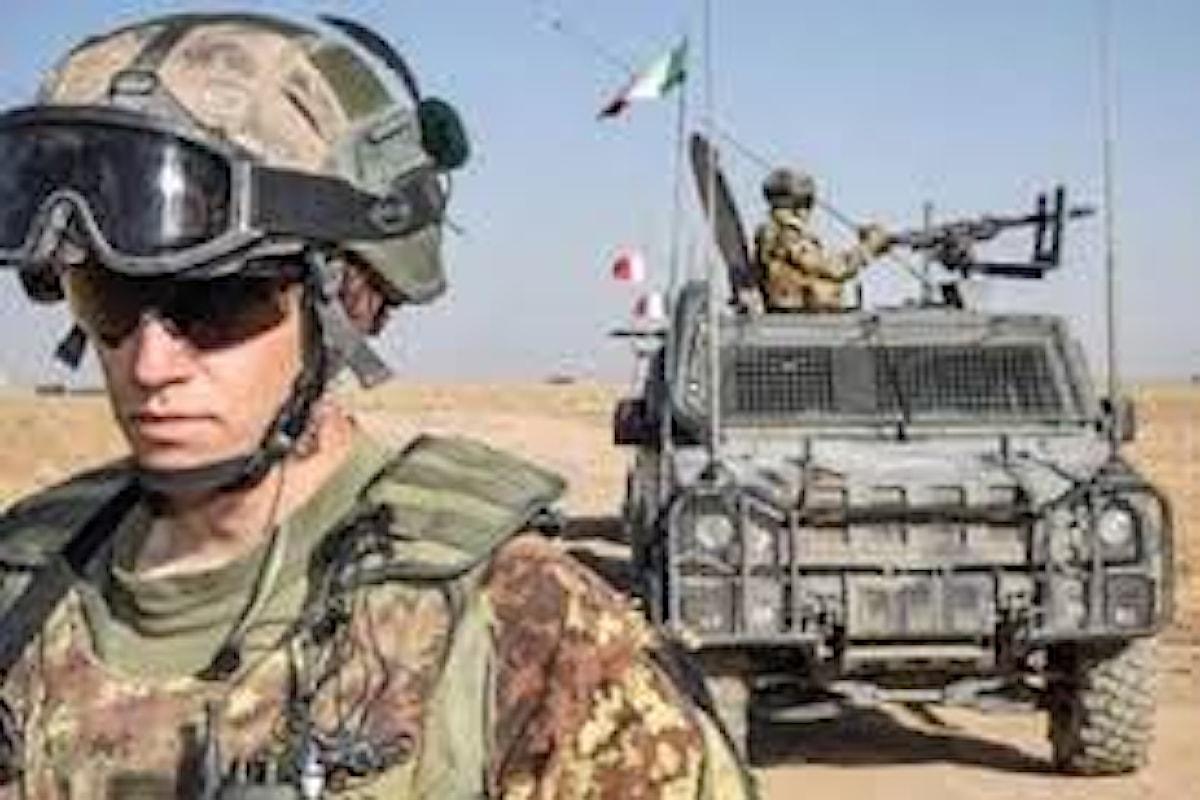 Iraq: 5 militari italiani feriti in esplosione, 3 sono gravi