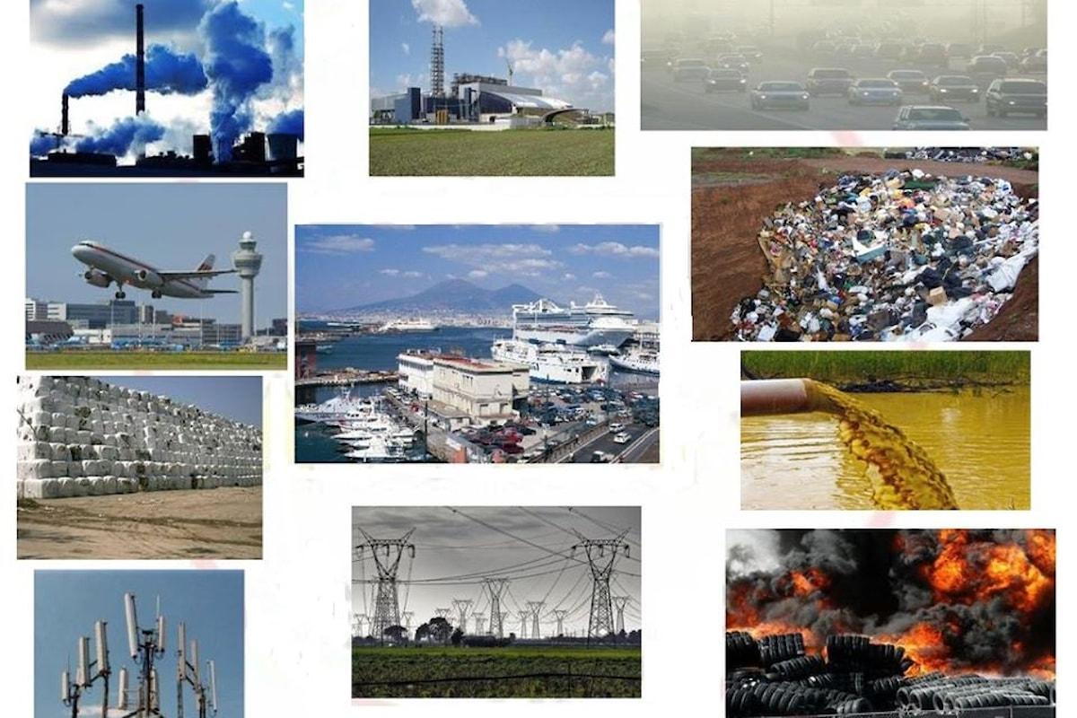 Le associazioni ambientaliste che dovrebbero difendere i territori, dov'erano quando si è progettato l'ampliamento dell'aeroporto Costa D'amalfi di Pontecagnano-Salerno?