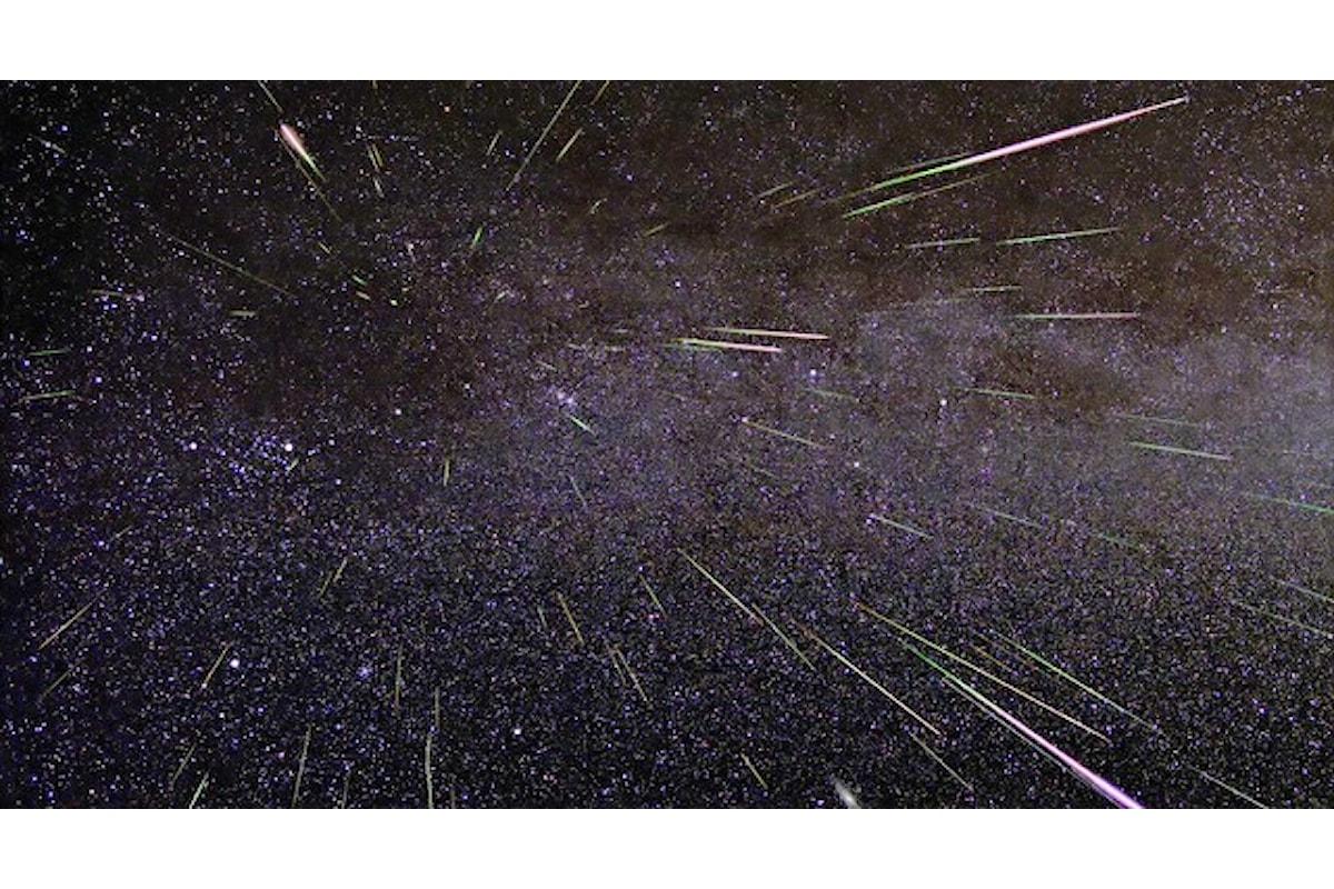 2020: osserviamo i principali sciami di meteore nel cielo, usati anche per le comunicazioni tra radioamatori in tutto il mondo
