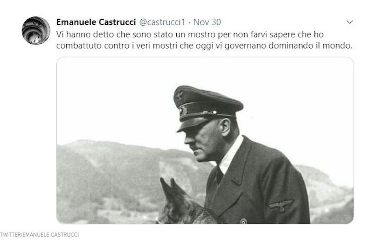 L'università di Siena e il suo docente pro-Hitler