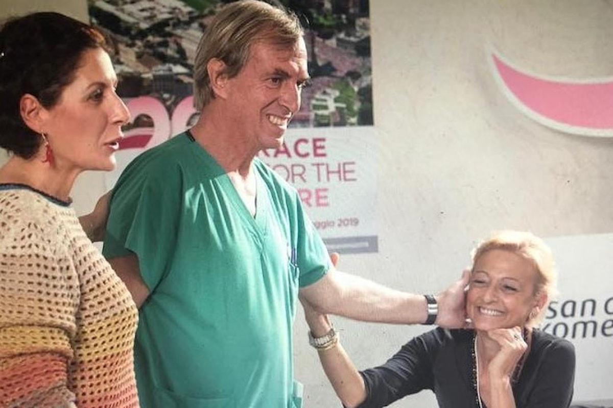IoScrivo, il documentario sulle donne malate di tumore al Gemelli di Roma