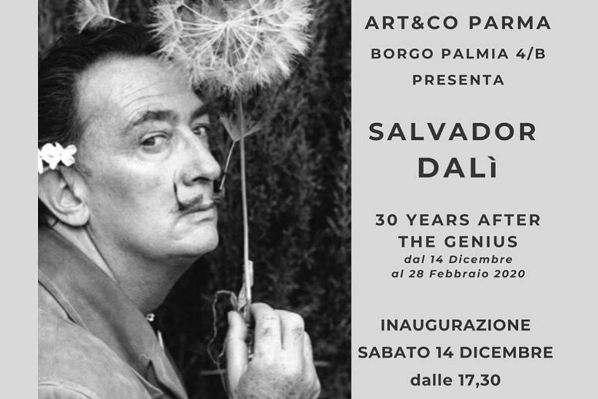 Salvador Dalì 30 years after the Genius