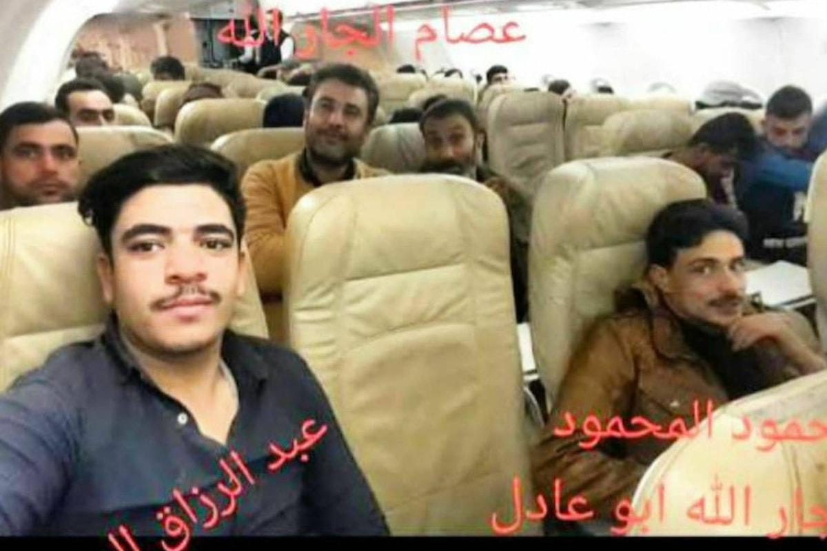 Uccisi tre mercenari islamici al servizio della Turchia in Libia