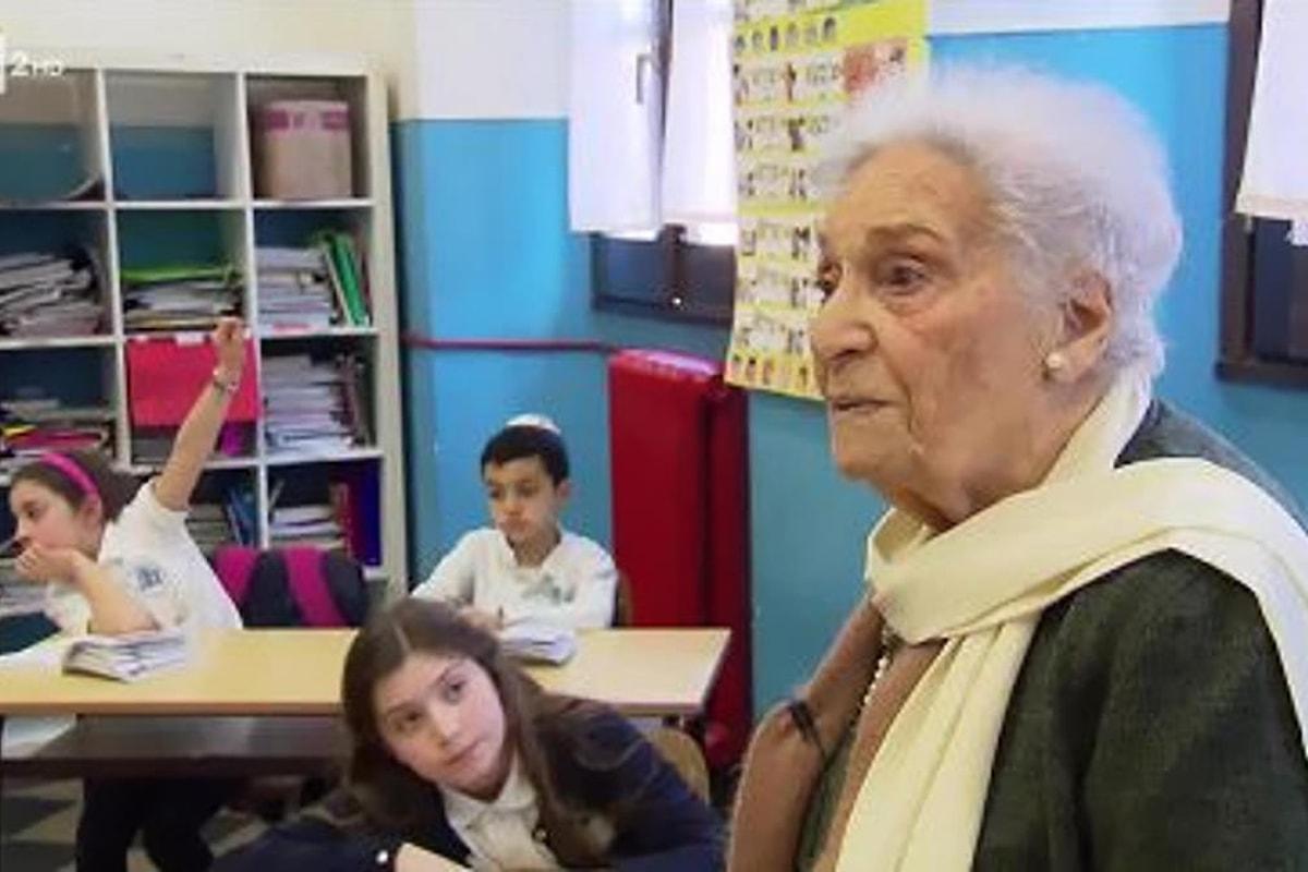 La storia di Emma Alatri, ebrea, sfuggita al rastrellamento del Ghetto di Roma del 1943 su Rai3 per il Giorno della Memoria