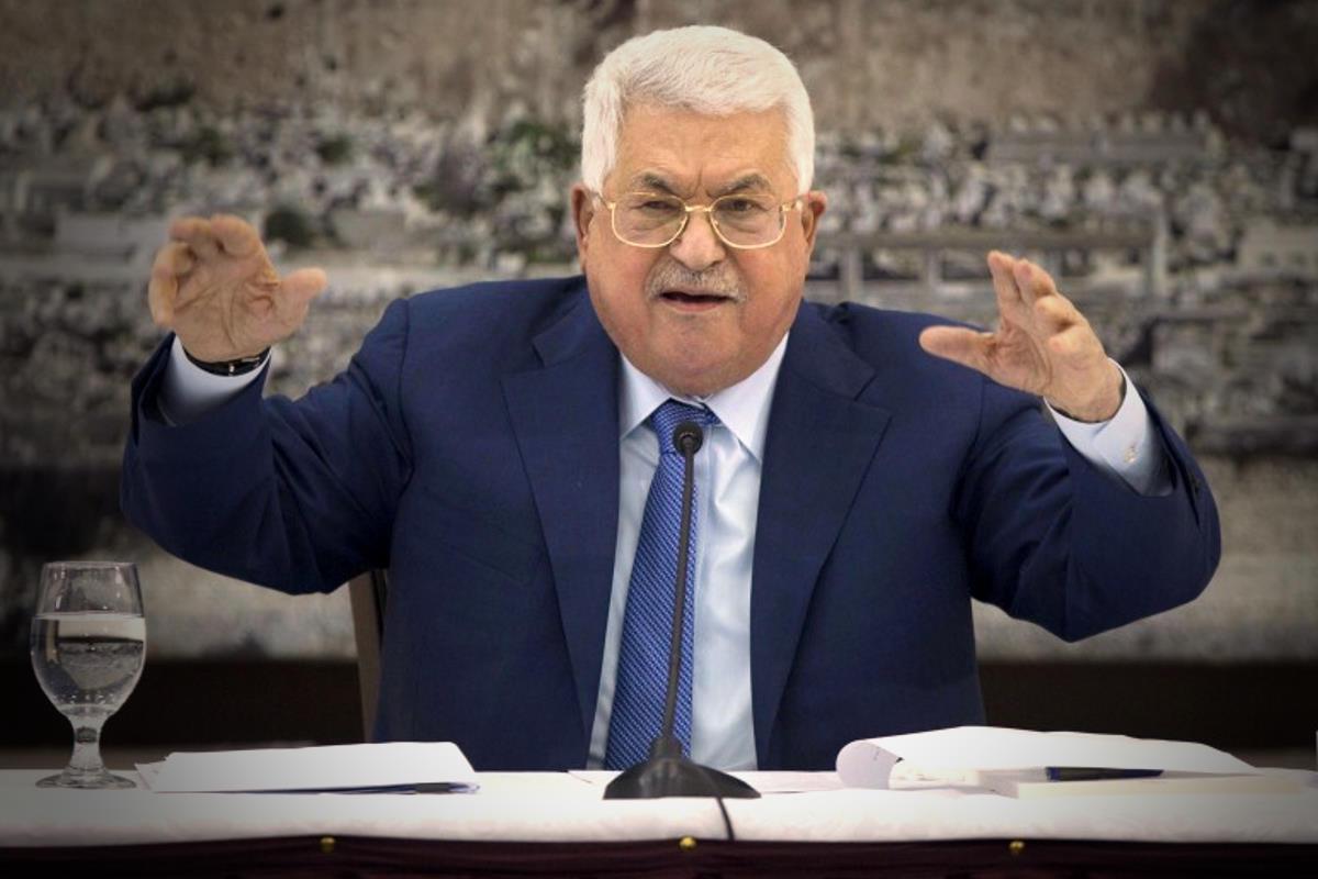 Accordo del Secolo, l'ANP interrompe qualsiasi tipo di relazione con Stati Uniti e Israele