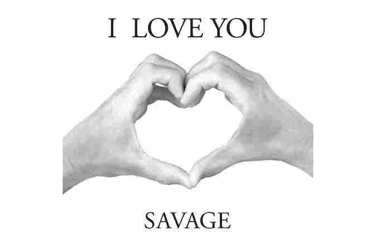 """Savage """"I love you"""" è il singolo che annuncia il ritorno dell'icona musicale anni '80"""