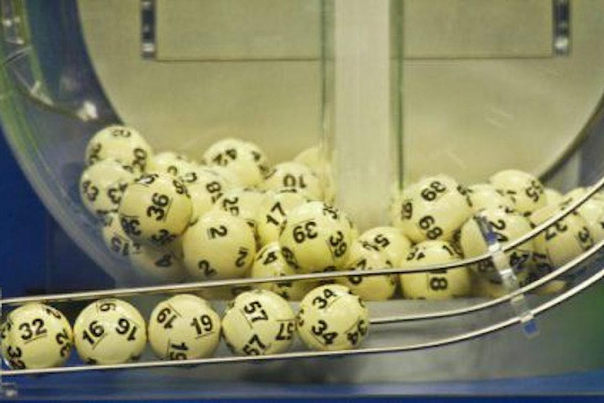 Lotto e SuperEnalotto, le estrazioni ed il video di giovedì 20 febbraio 2020