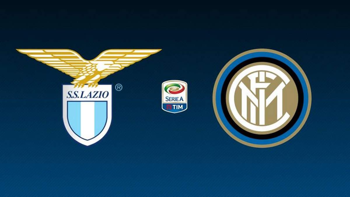 Lazio - Inter il match clou della 24.sima giornata di Seria A