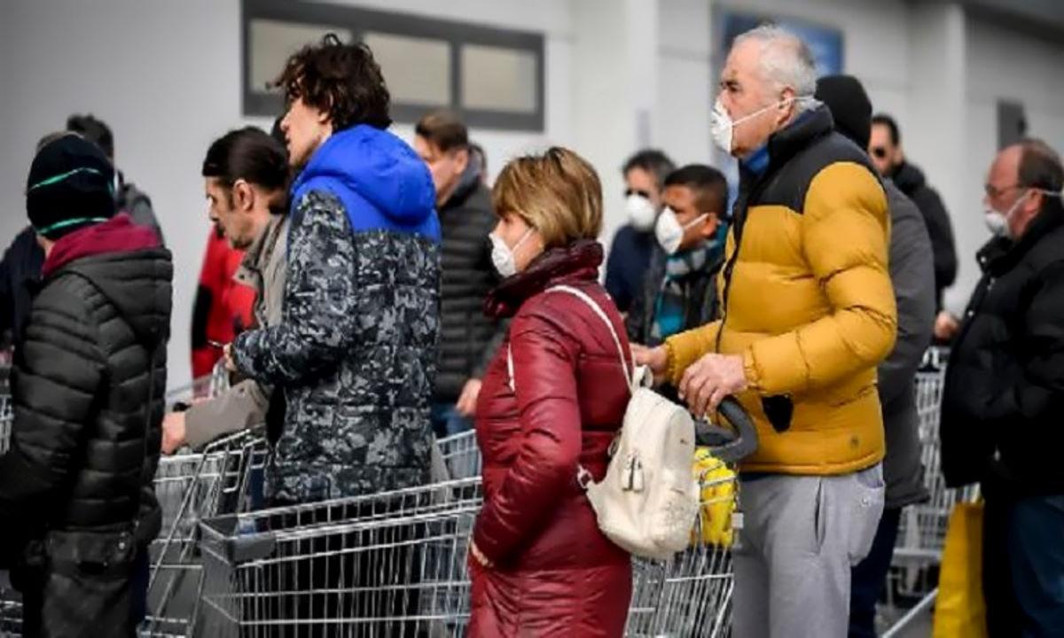 1 marzo, si allarga il numero di contagi da Covid-19 e dalla Lombardia il coronavirus si sta estendendo alle altre regioni