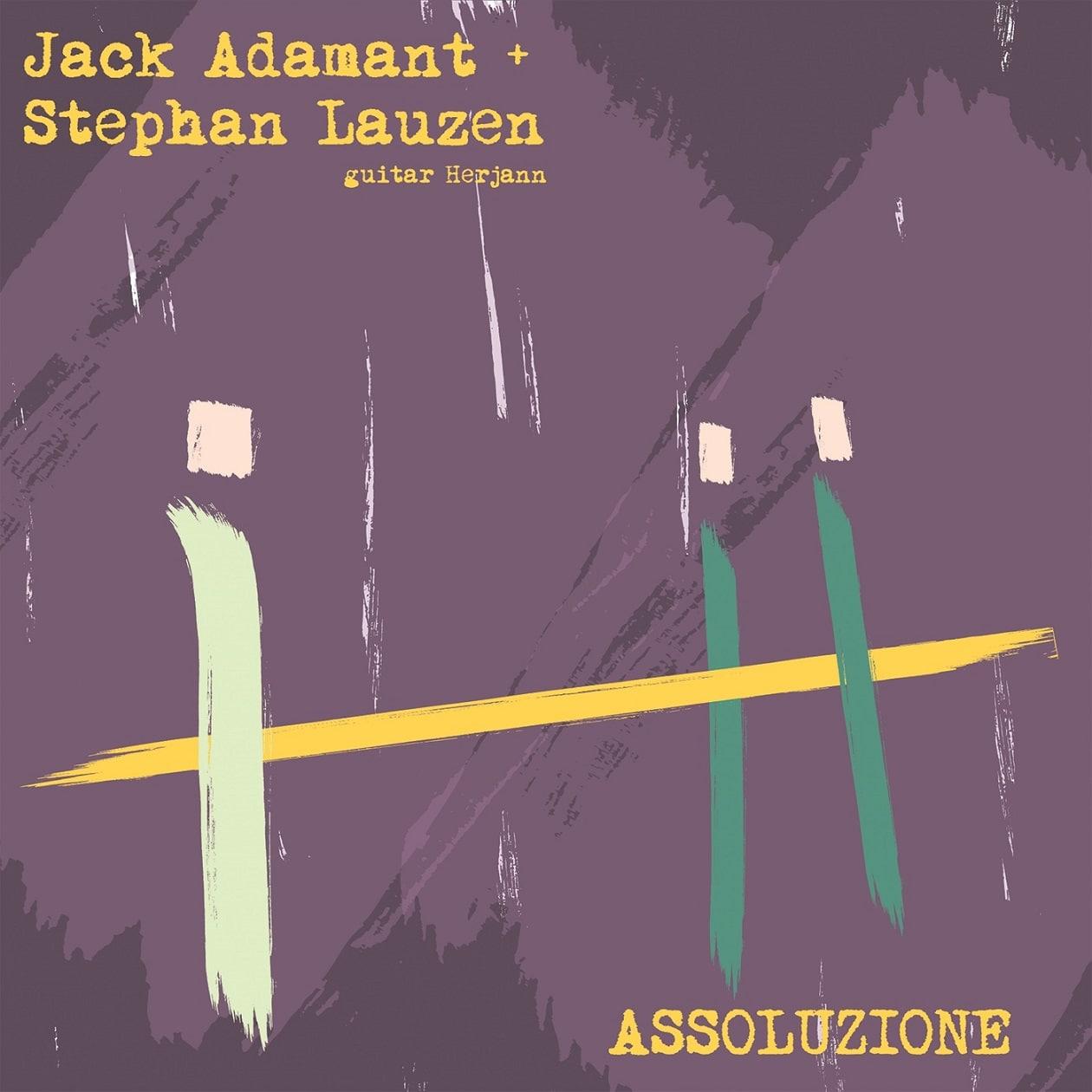 """Jack Adamant: """"Assoluzione"""" è il nuovo singolo in collaborazione con Stephan Lauzen e Herjann Svolnir"""