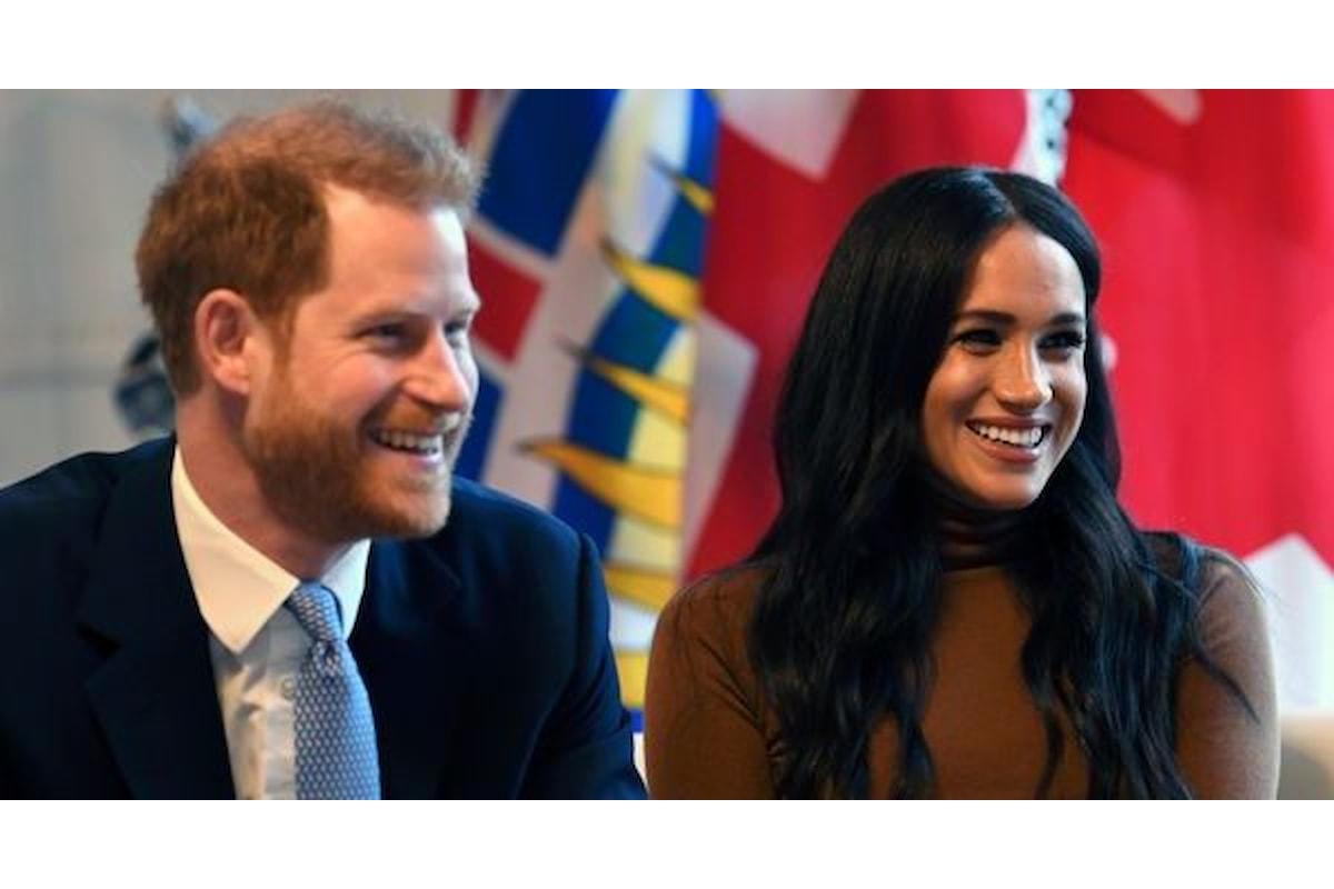 Harry e Meghan lasciano il Canada e si trasferiscono a Los Angeles