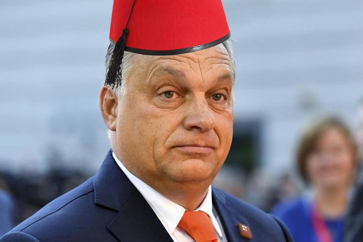 Orban, l'amico di Salvini e Meloni, con la scusa del coronavirus ha instaurato la dittatura in Ungheria