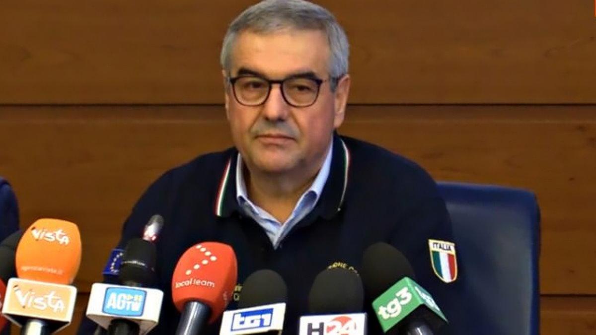 Coronavirus, il numero dei contagiati in Italia è arrivato a 12.462