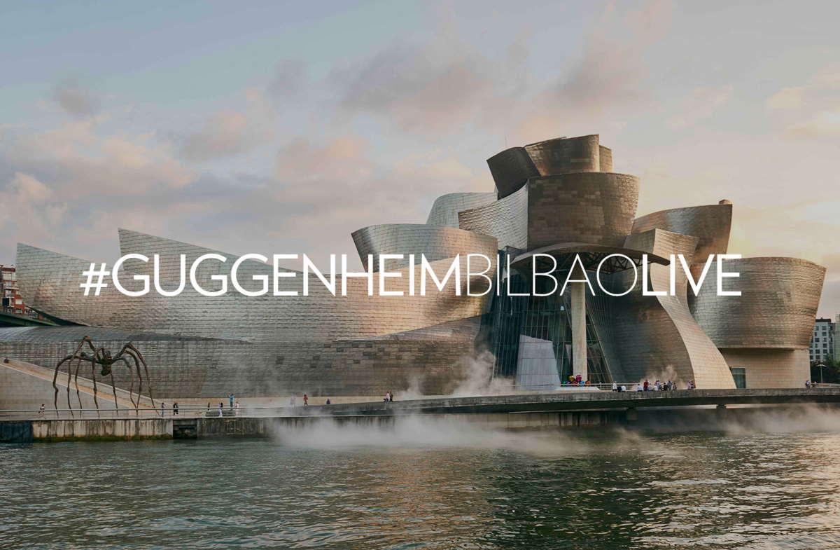 L'iniziativa digitale del Guggenheim di Bilbao al tempo del coronavirus