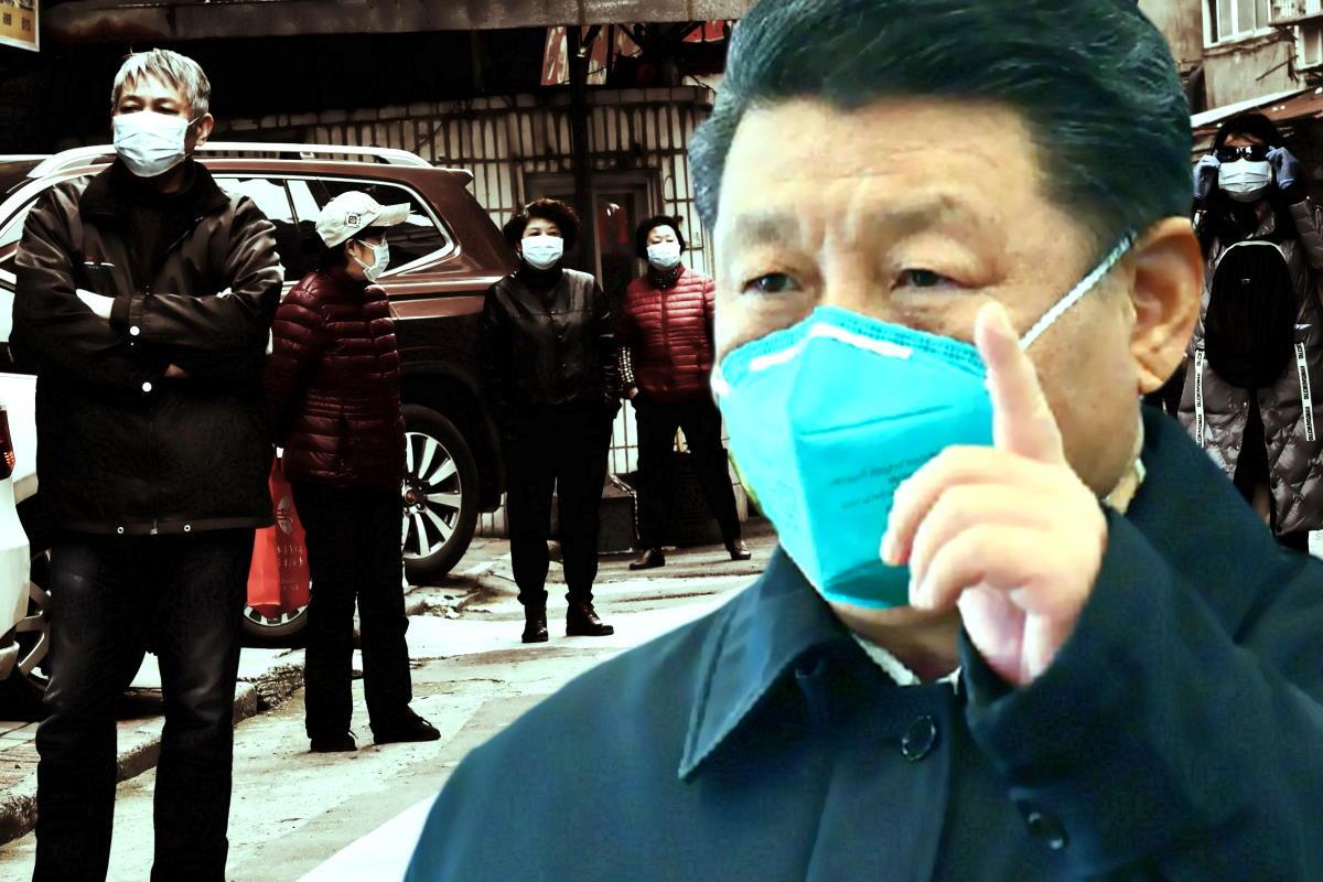 I casi di coronavirus in Cina sono diminuiti