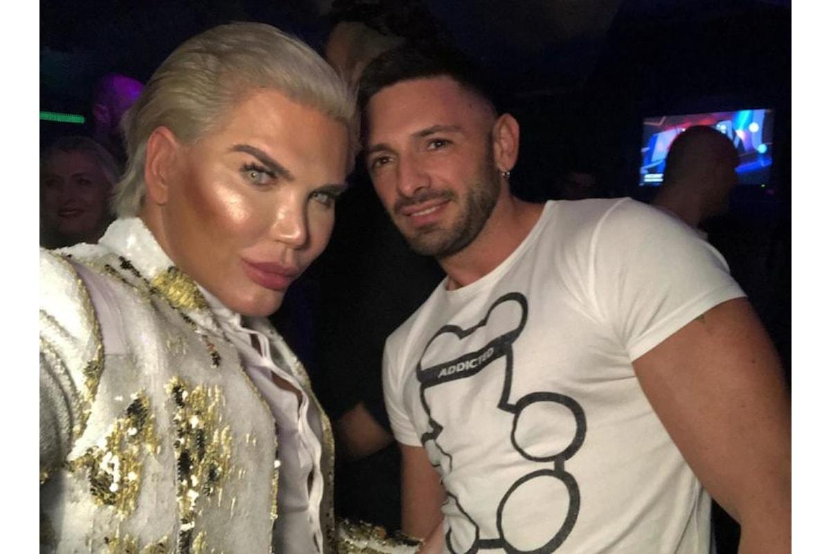 Daniele Pompili su Rodrigo Alves: È diventato donna per me