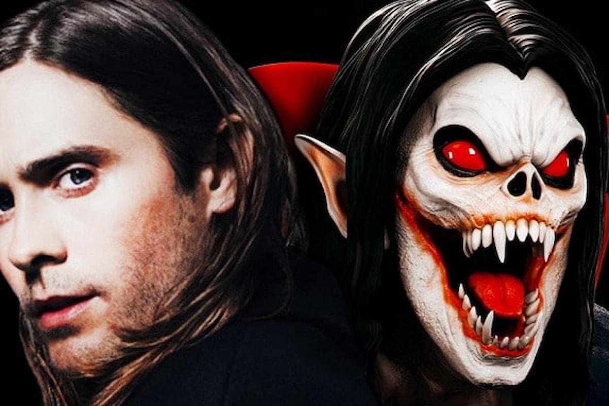 Morbius, Ghostbusters: Legacy, Uncharted: Sony rimanda le uscite al 2021