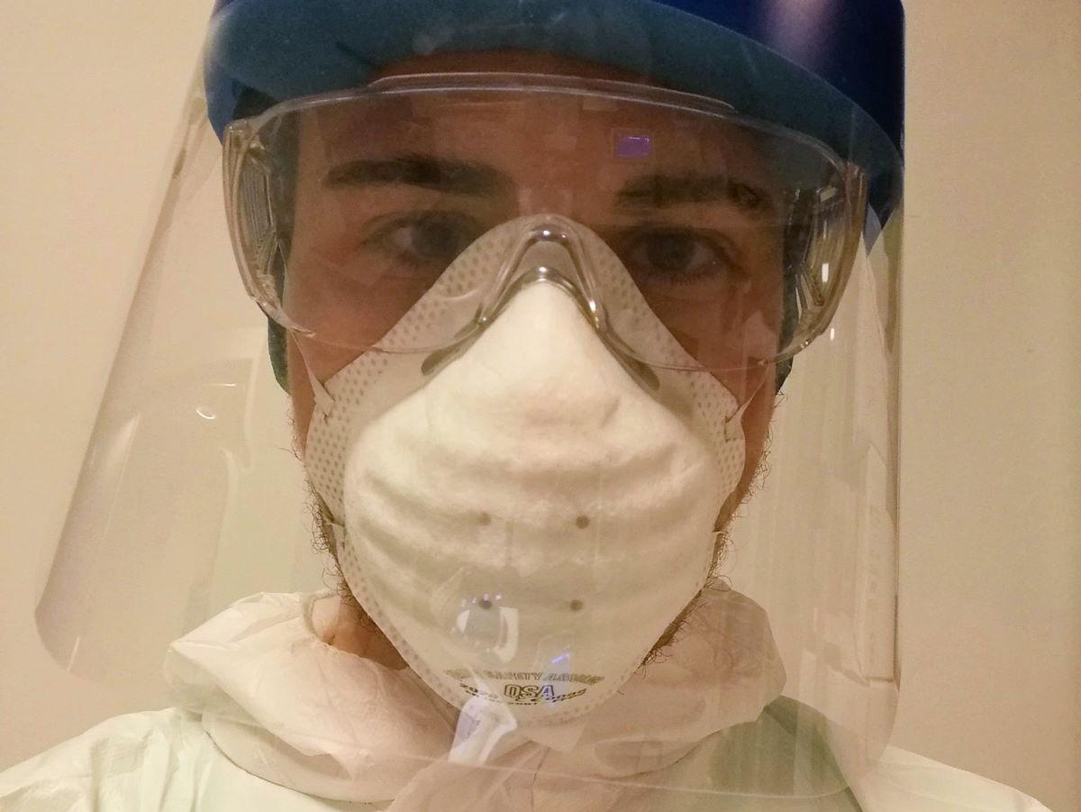 In Italia, il numero dei morti con coronavirus è superiore al 10% delle persone contagiate