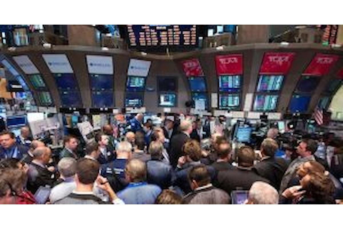 Azionario in crisi, e se neppure la FED riesce a dare una spinta la cosa è seria