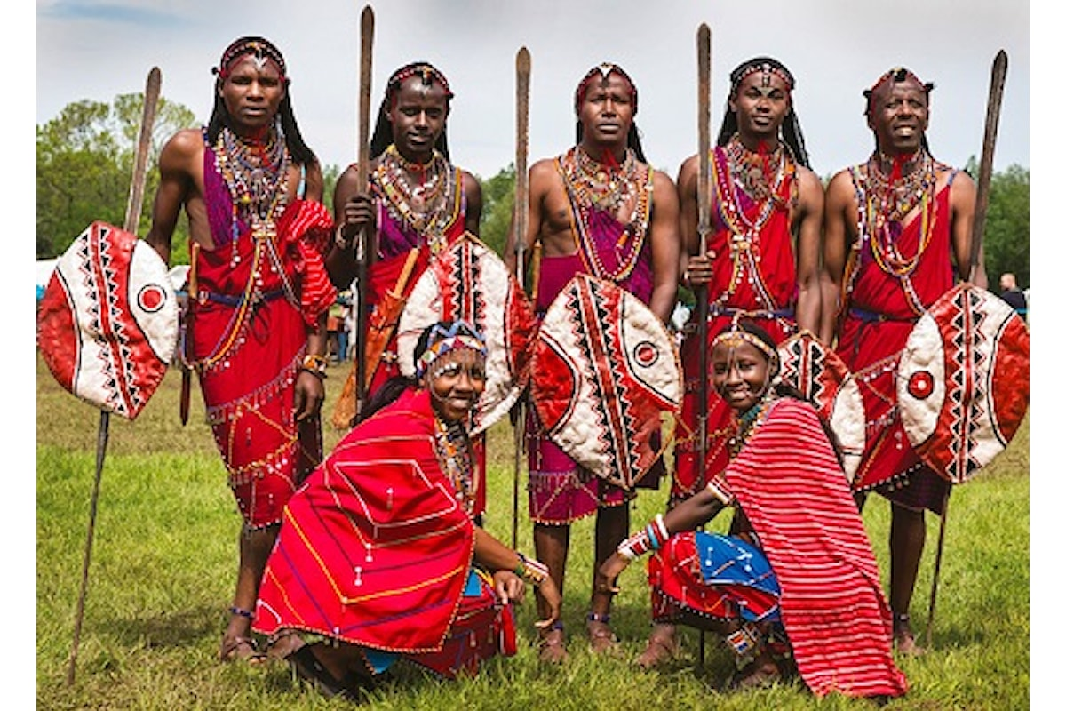 Why the Maasai tribe believes all cows belong to them