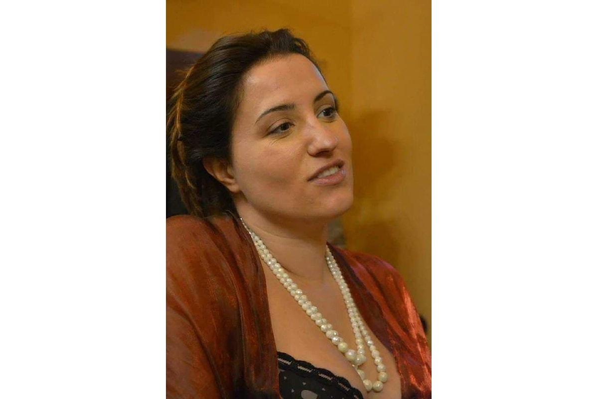 L'attrice Pina Vergara: La cultura la vera salvezza per il mondo