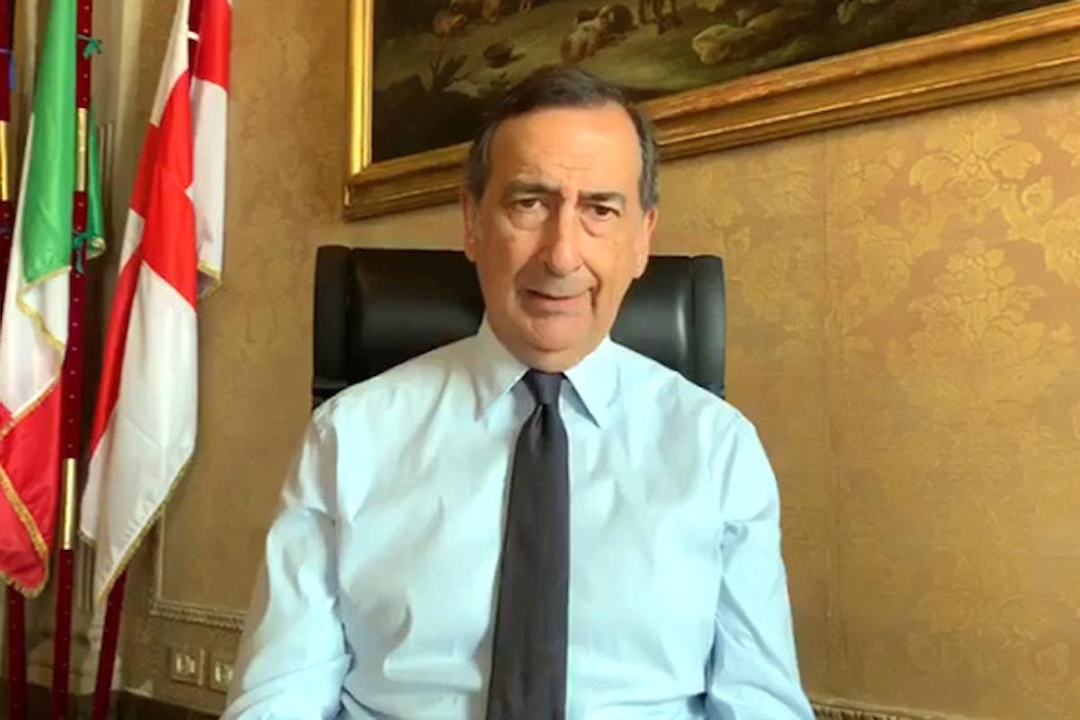 Duro botta e risposta tra il presidente della regione Sardegna Solinas ed il sindaco di Milano Sala