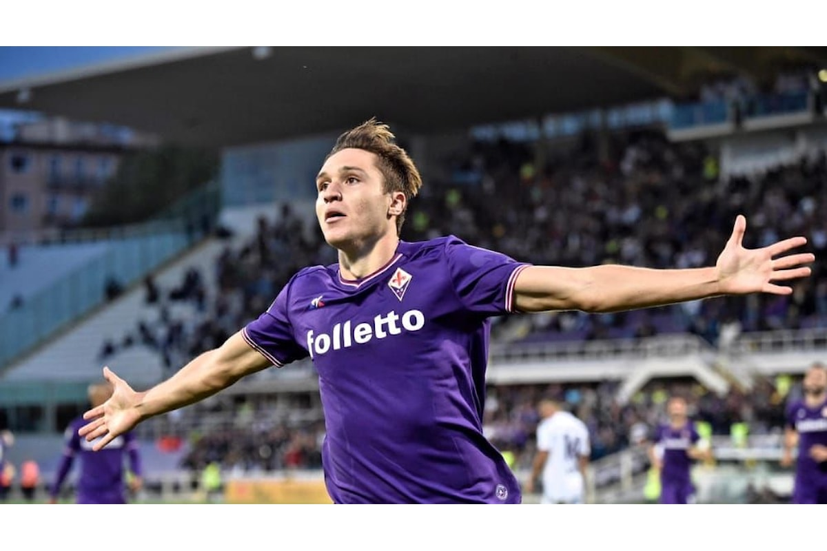Fiorentina, possibile cessione di Chiesa al Manchester United