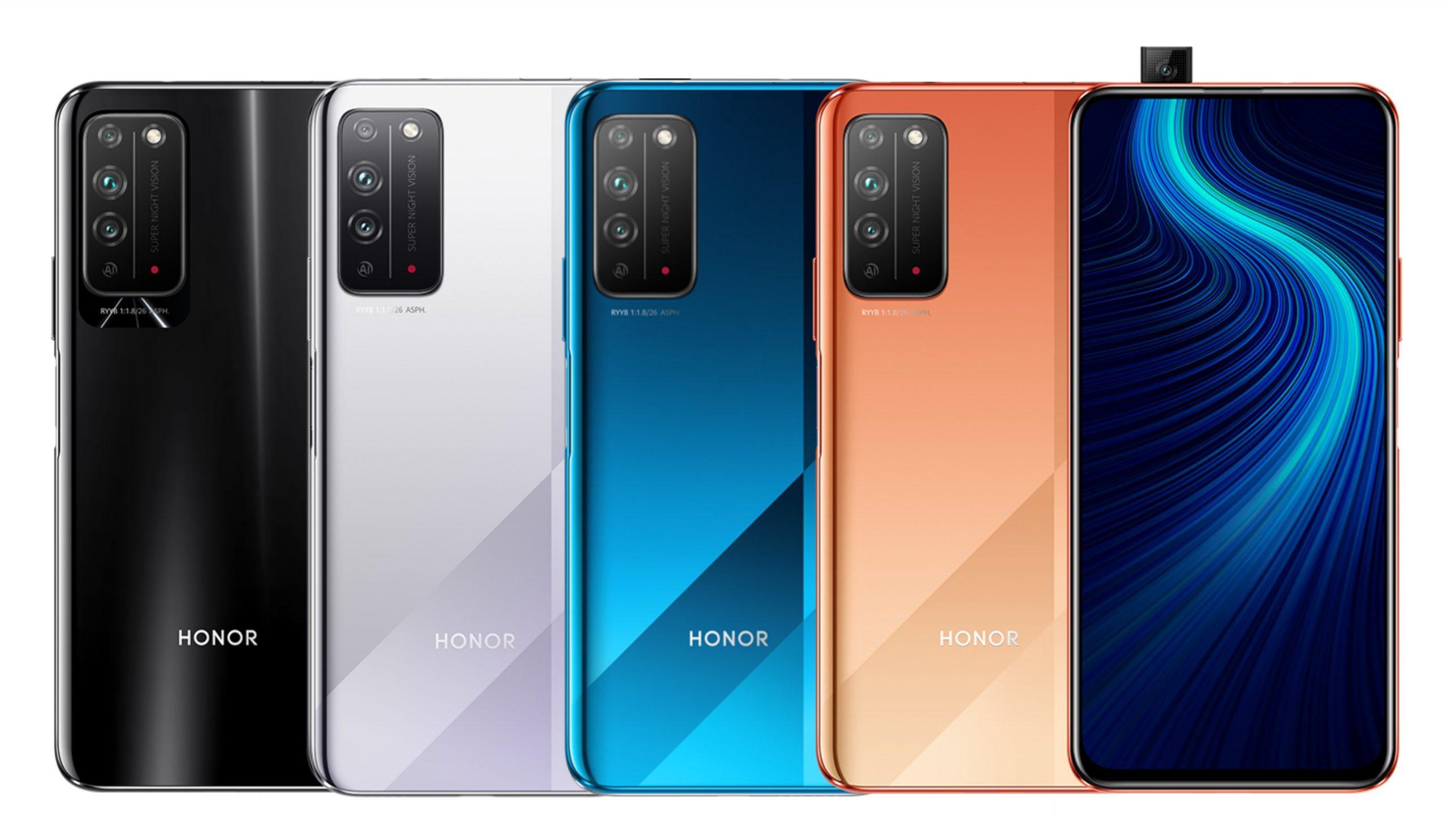 Ecco il design e le possibili caratteristiche di Honor 10X e di Honor 10X Pro