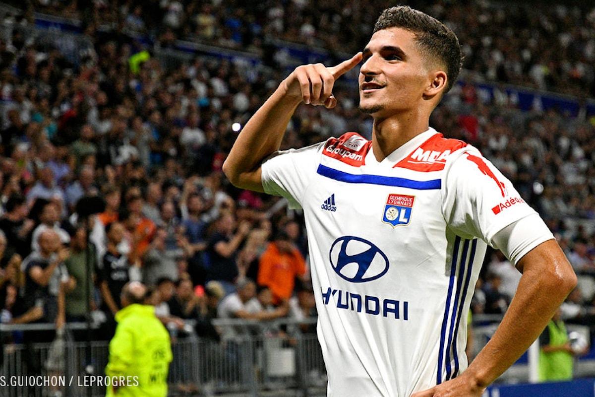 Calciomercato Juventus, nel mirino un centrocampista algerino