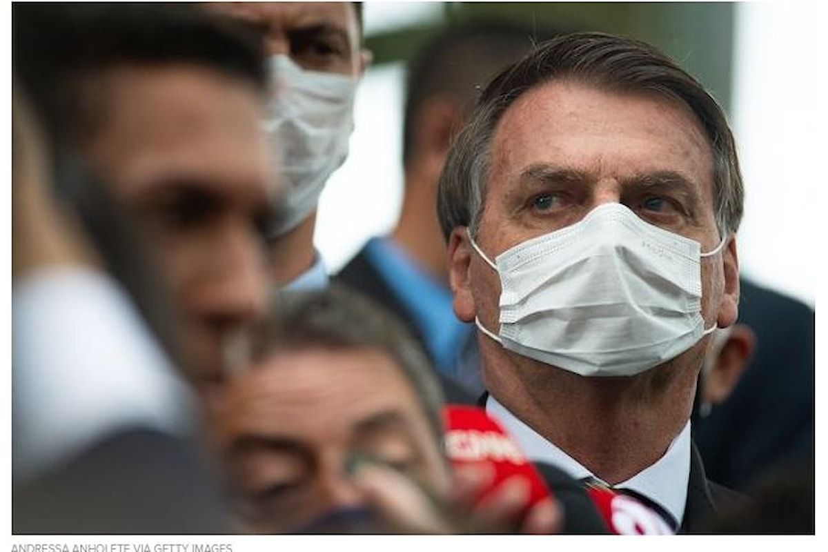 Il Brasile flagellato dal Covid-19 e da Bolsonaro