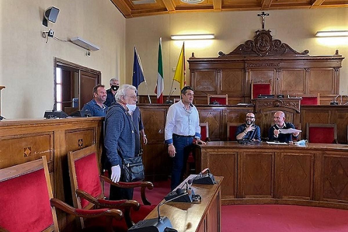 Milazzo (ME) - L'Amministrazione incontra i rappresentanti degli ambulanti