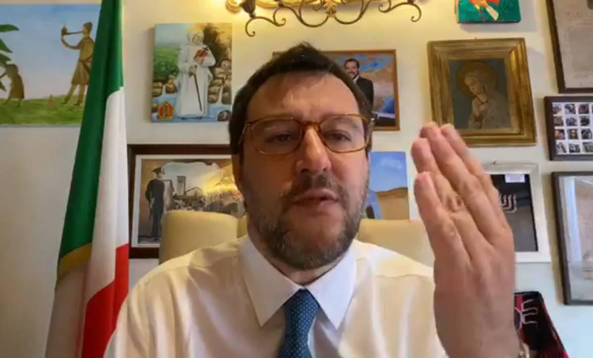 La Giunta delle immunità: no all'autorizzazione a procedere contro Matteo Salvini per la vicenda Open Arms