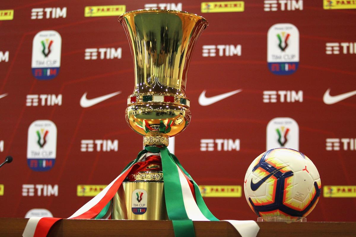 La Finale di Coppa Italia Napoli - Juventus