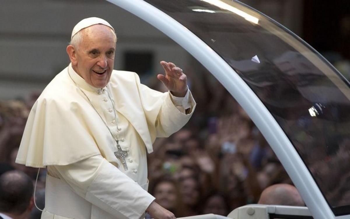 Papa Francesco al popolo brasiliano: Non solo prego per tutti voi, ma vi accompagno sempre con il cuore