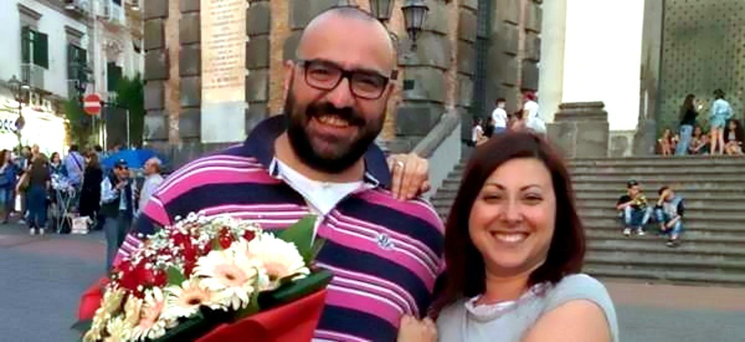 Due simpatici e vecchi attivisti Napoletani del M5s in corsa in Campania con potere al popolo. Guardate il video