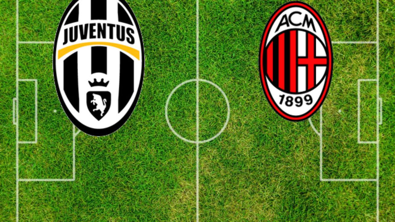 Coppa Italia, questa sera la semifinale di ritorno tra Juventus e Milan