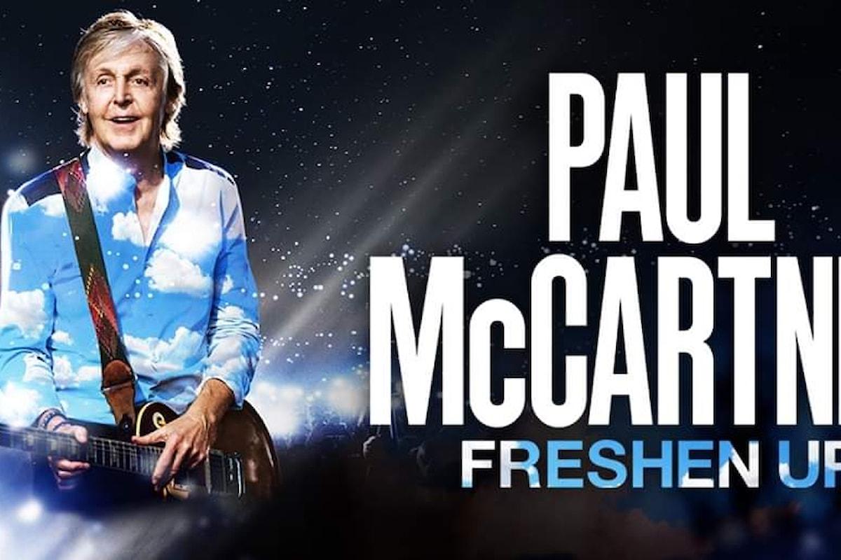 Paul McCartney dichiara: «È veramente scandaloso che coloro che hanno pagato un biglietto per uno show non possano riavere i loro soldi»