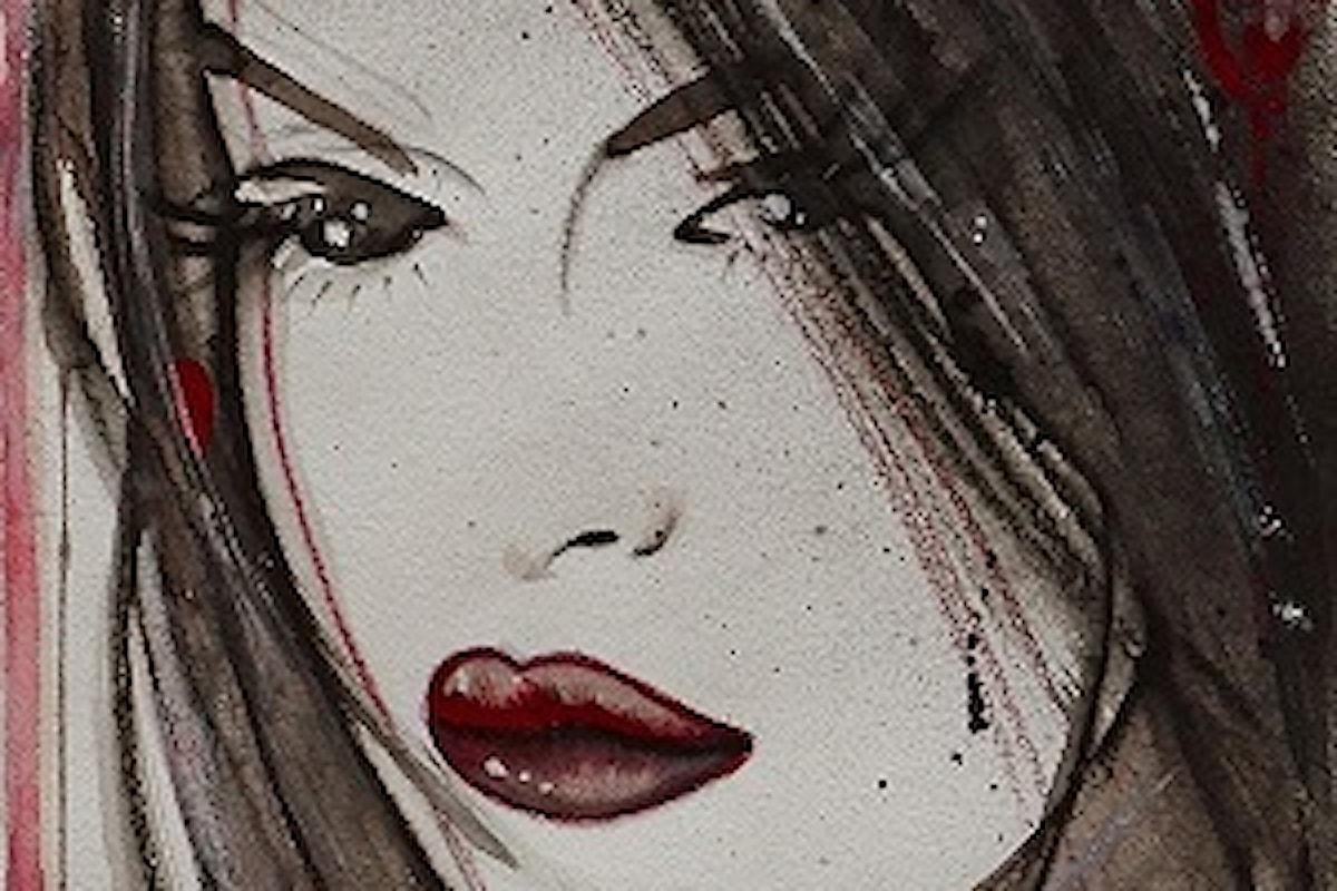 Miky Degni: 10 MOTIVI PER DIRE: BASTA! Ritratti di donne al vino per lanciare un messaggio