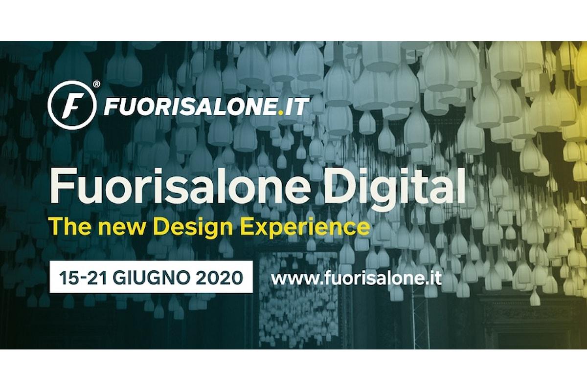 FUORISALONE DIGITAL, L'evento digitale della Milano Design Week