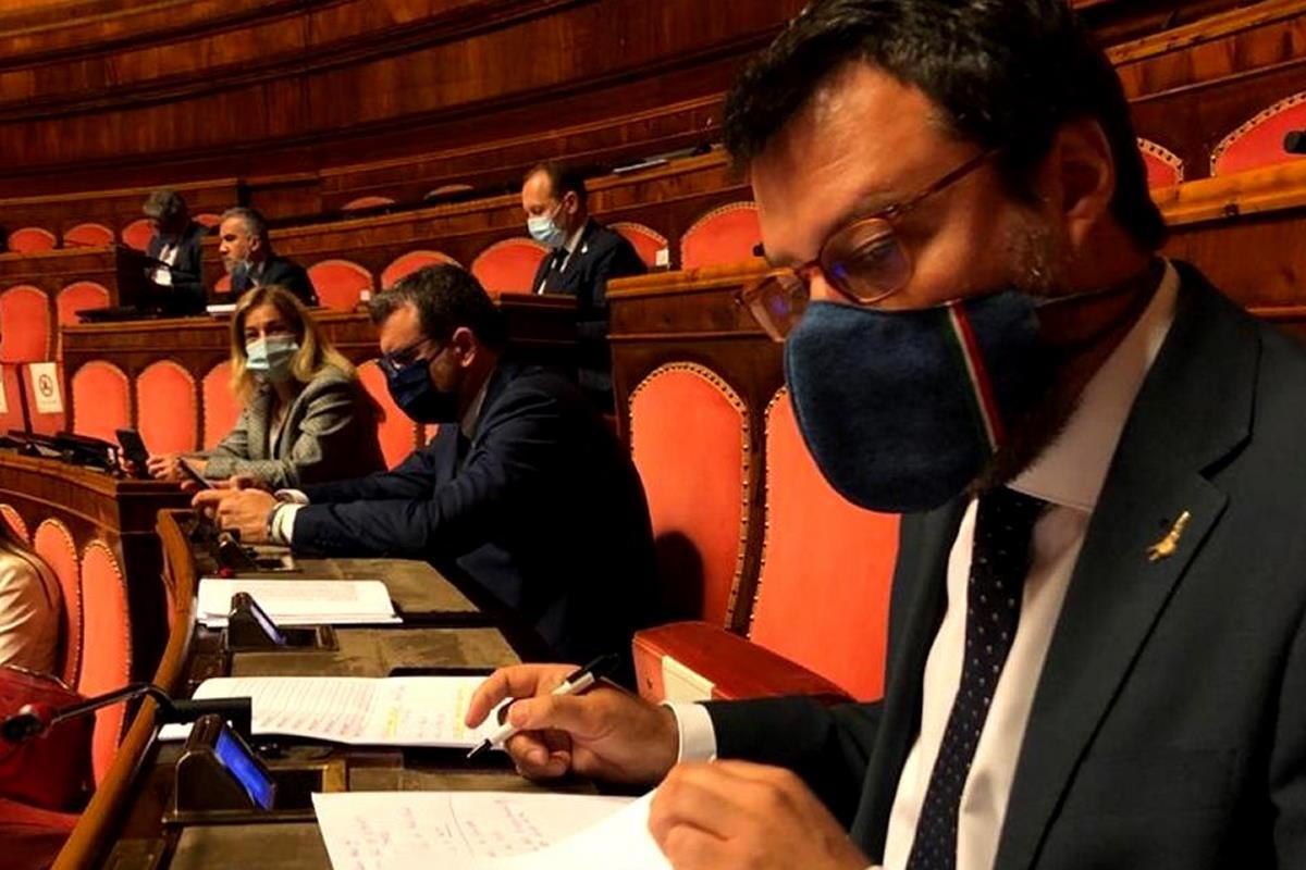 Salvini lo ha finalmente ammesso: I porti aperti hanno salvato vite, i porti chiusi condannano a morte migliaia di persone