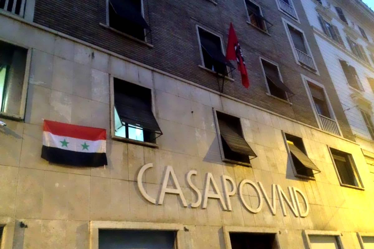CasaPound: sgombero sì o sgombero no?