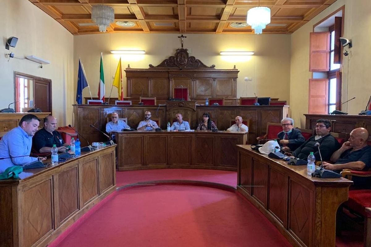 Milazzo (ME) - Giunta municipale approva Piano triennale opere pubbliche
