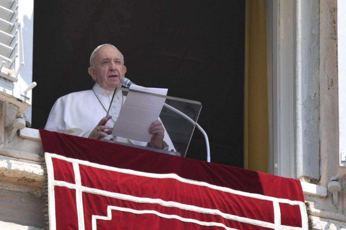 Papa Francesco: Penso a Santa Sofia, e sono molto addolorato