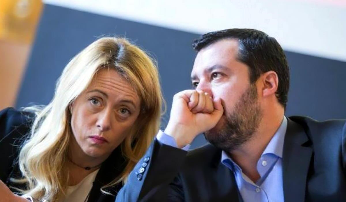 Salvini e Meloni hanno già stancato gli italiani?