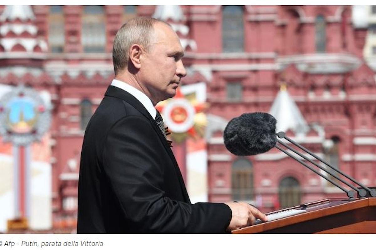 Russia for Putin. Presidente a vita e divieto costituzionale matrimonio gay