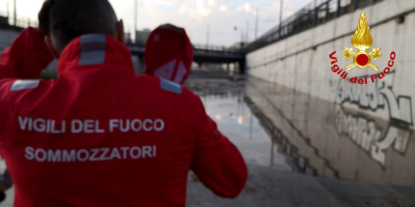 Improvviso maltempo sulla Sicilia con forti nubifragi a Palermo che hanno causato 2 vittime