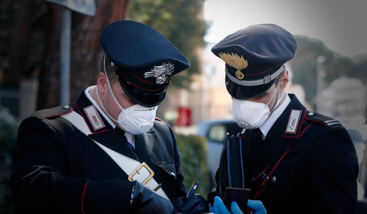 I sovranisti bucano la notizia e si dimenticano di far sapere ai loro sostenitori che a Piacenza vi erano dei carabinieri spacciatori