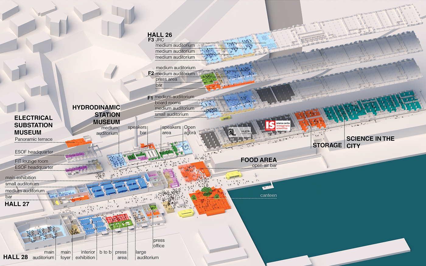 L'EuroScience Open Forum di Trieste riparte: presentati il nuovo formato e il programma aggiornato